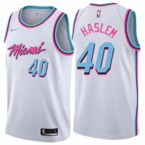 Men's Miami Heat Udonis Haslem Jersey